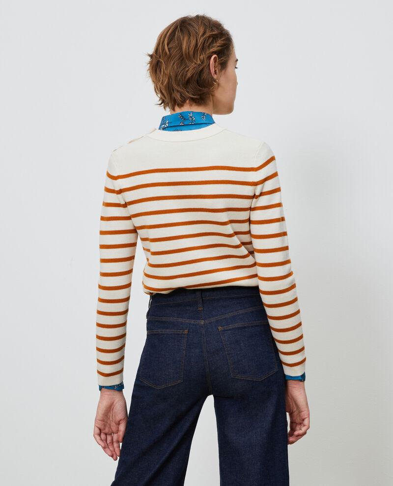 MADDY - Pull marin en laine mérinos Stp_grd_pumkn Liselle