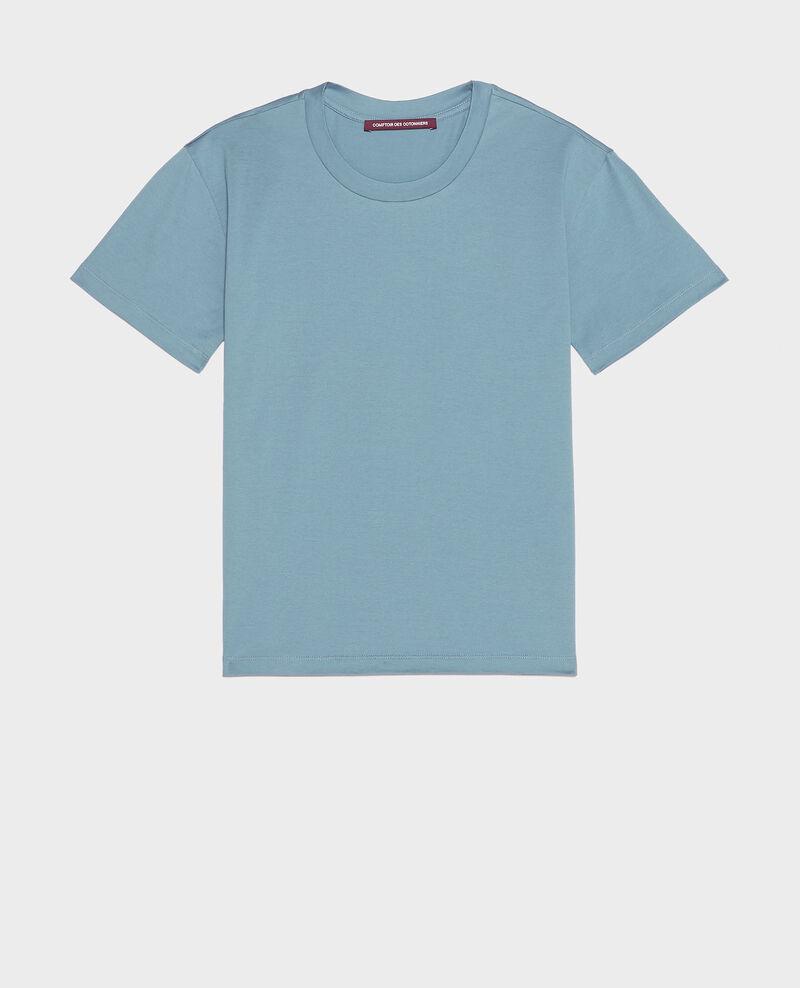 T-shirt classique en coton égyptien  Bluestone Lirous