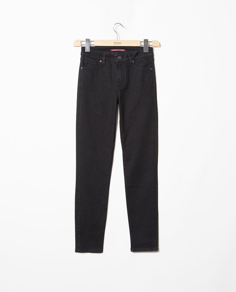 Jean skinny Noir Iskibla
