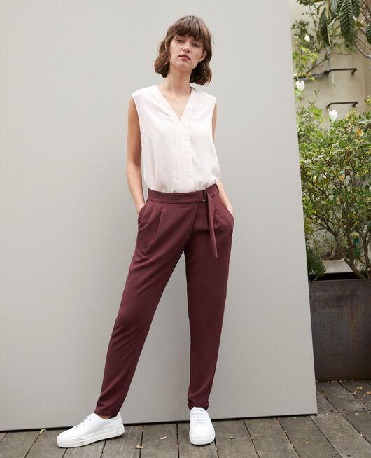Pantalon style sarouel   DECADENTE CHOCOLATE