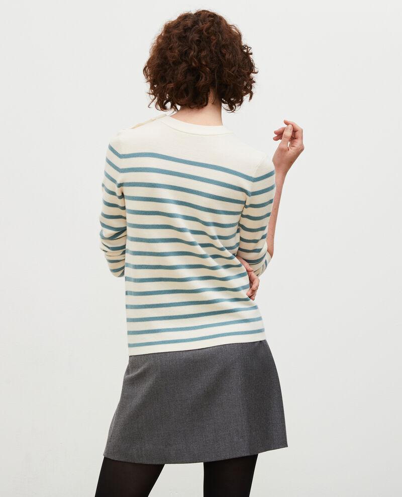 Pull marin en laine Str_jetstr_trs Liselle