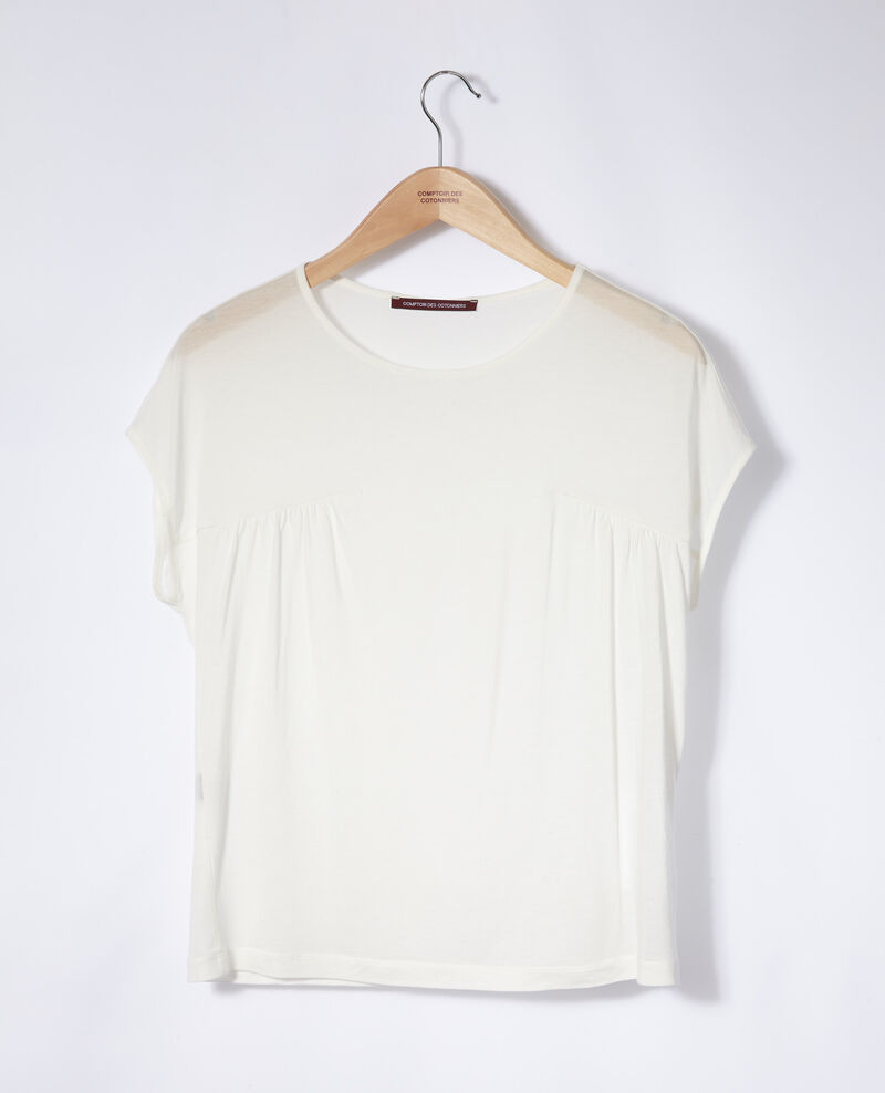 T-shirt col rond Off white Gaillet