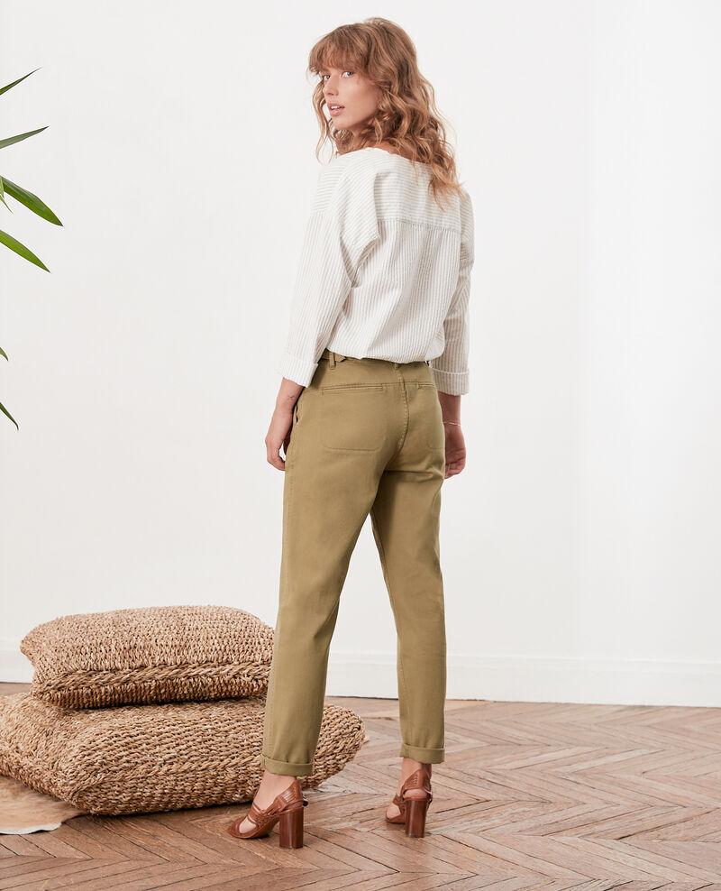 Pantalon style chino Mastic Fayonne