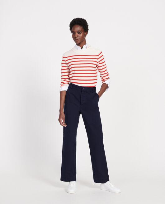 Pantalon de peintre MARITIME BLUE