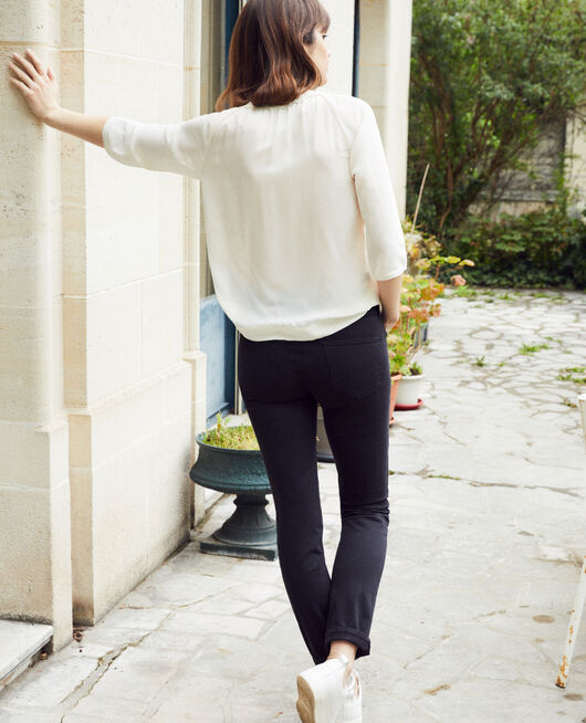 Jeans femme - Jeans cigarette, skinny, slim   Comptoir des Cotonniers 3cc009ca2ea