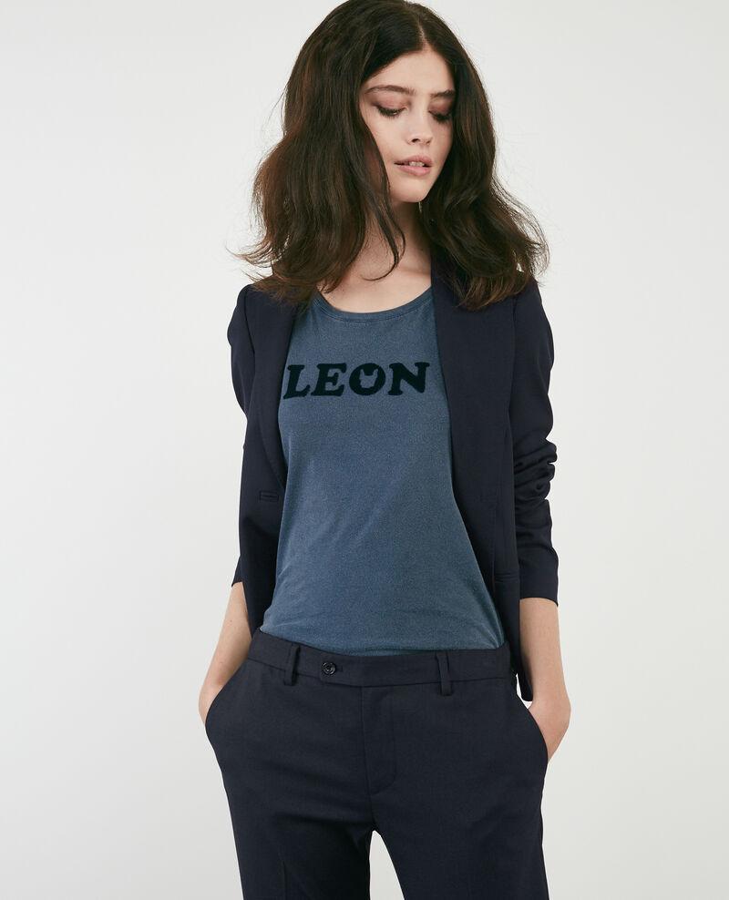 T-Shirt Léon Ocean wash Daloupe