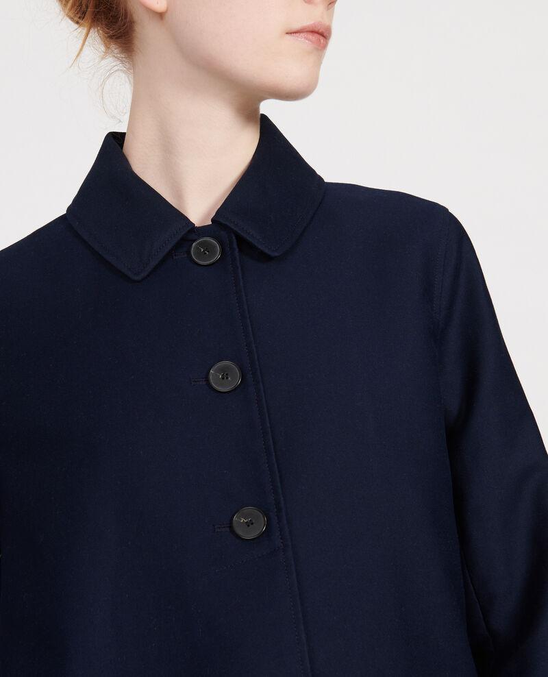 Manteau d'été en coton Maritime blue Loyale