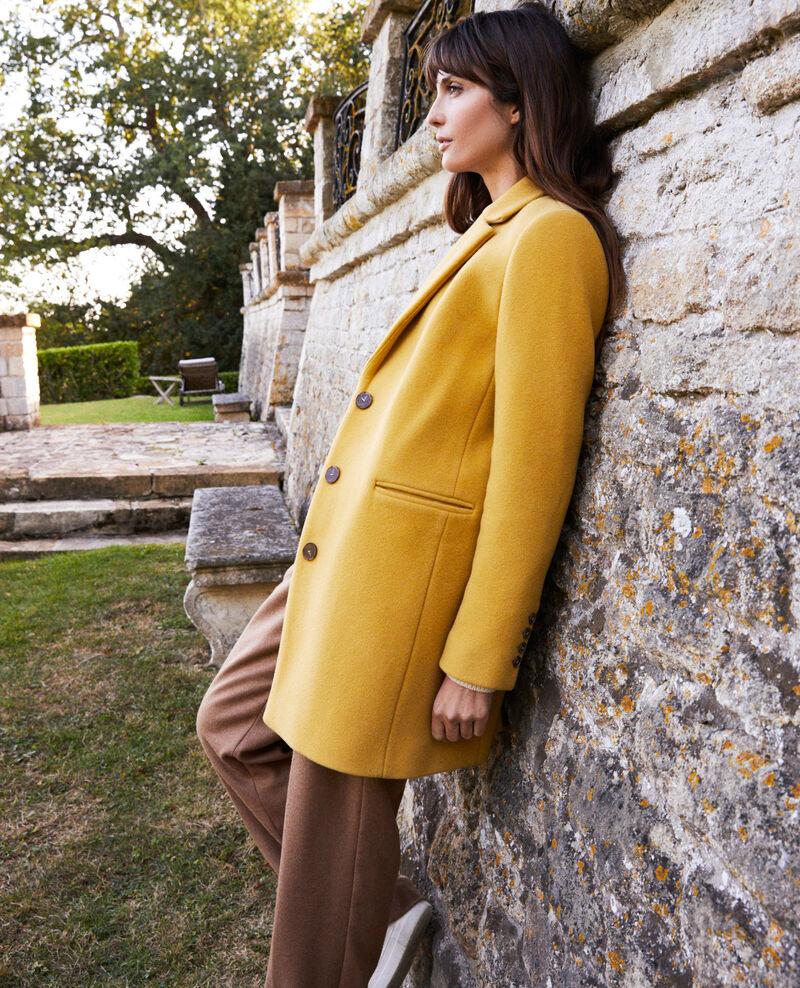 Manteau col tailleur Sauterne Jasmere