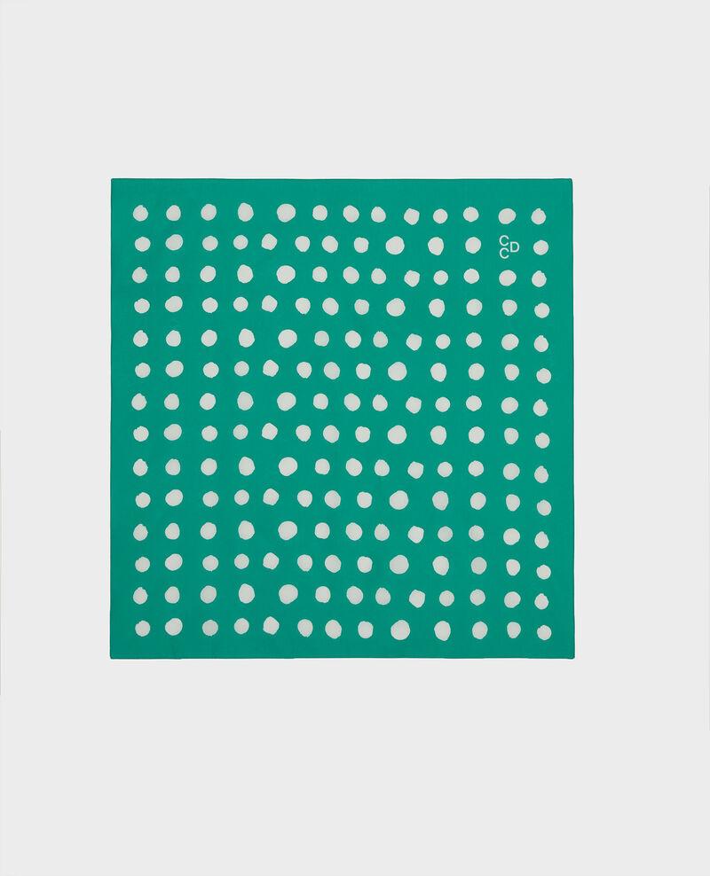 Bandana en coton Golf green Lury
