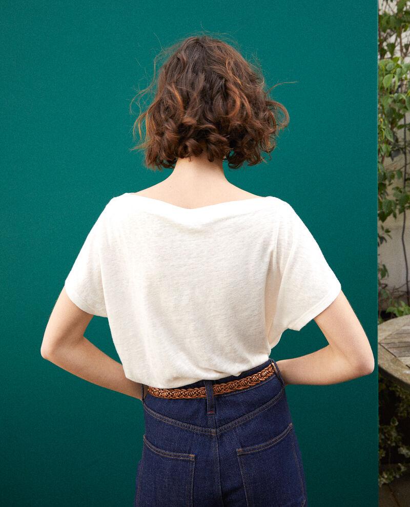 T-shirt avec poche Off white Granolita