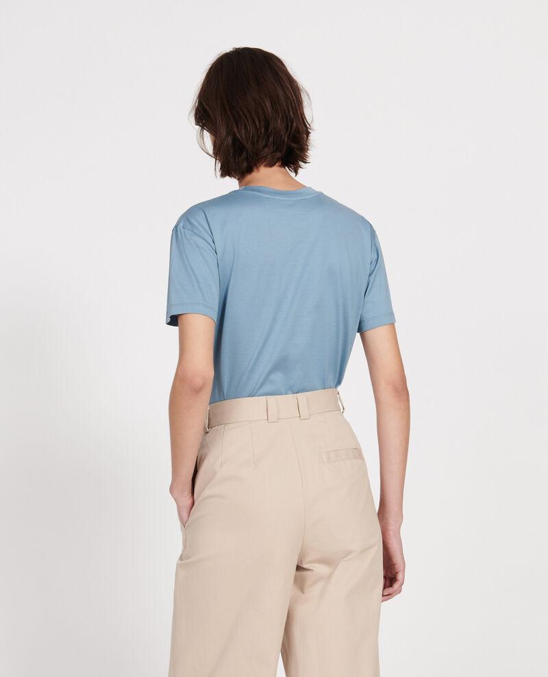 T-shirt classique en coton Bluestone Lirous
