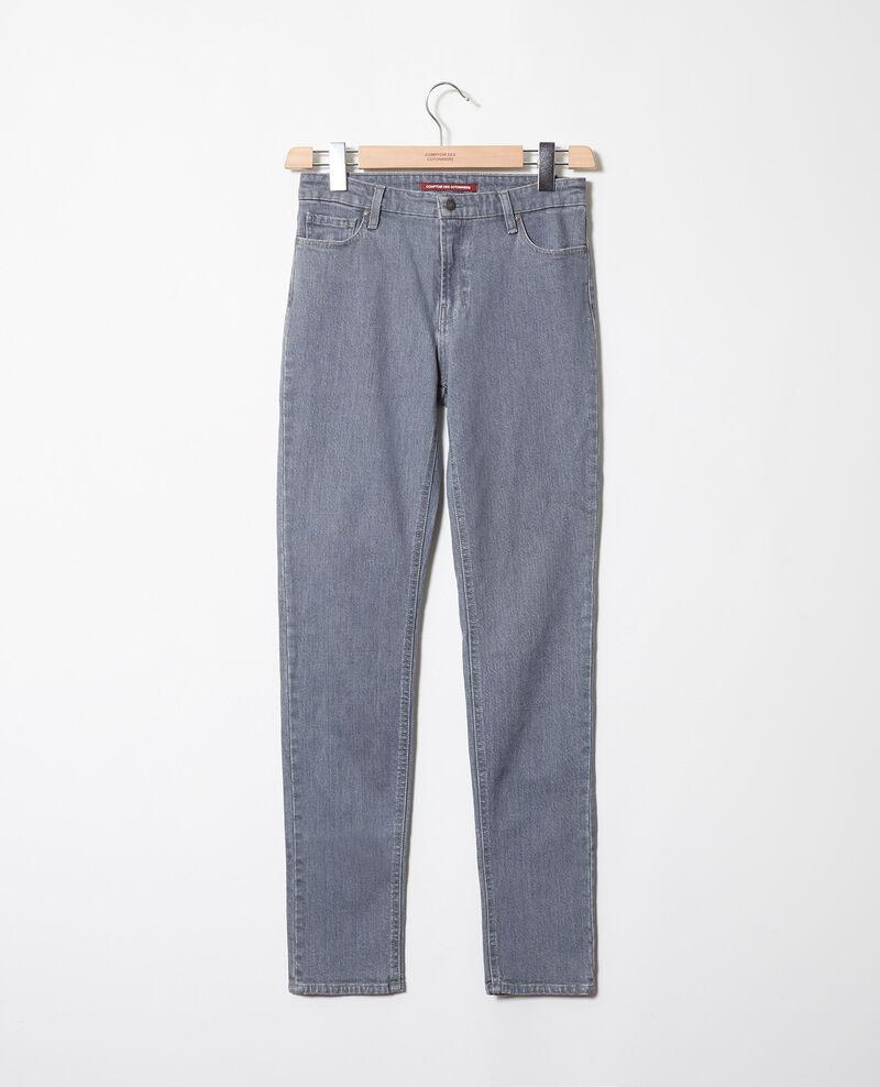 Jean skinny Grey Jiloum