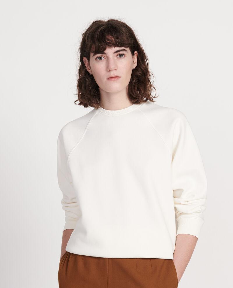 Sweatshirt en molleton Gardenia Lison