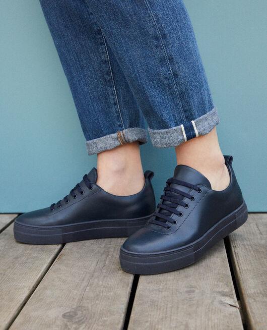 Sneakers à plateforme PEACOAT