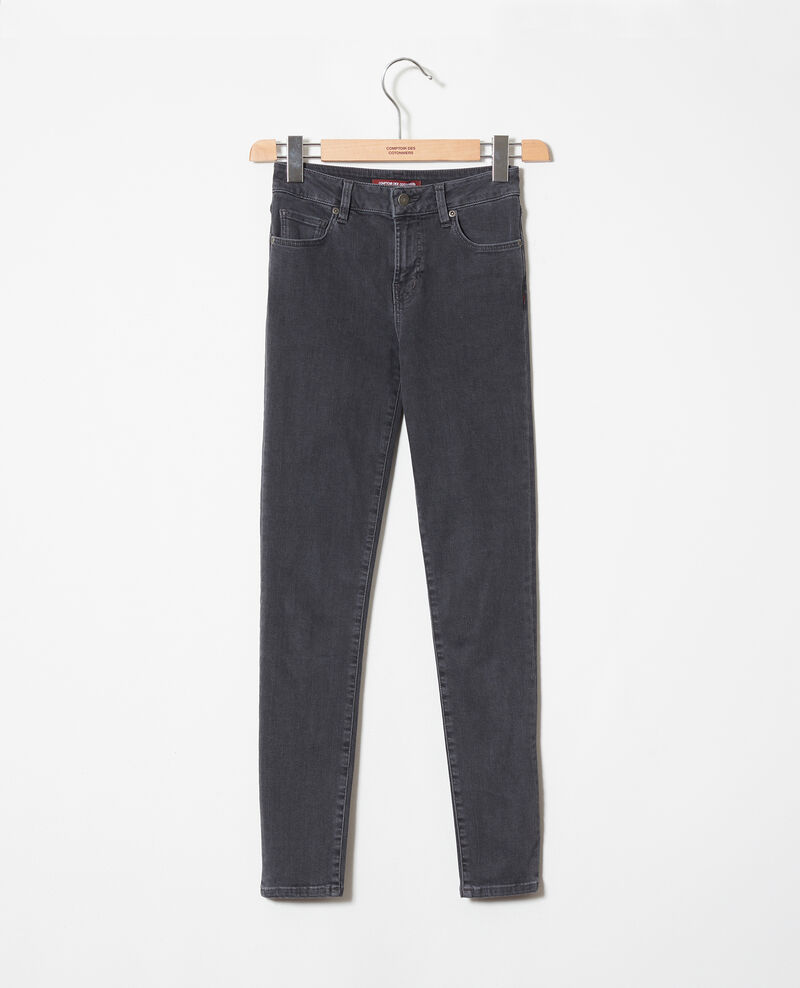 Jean coupe skinny Grey Jagris