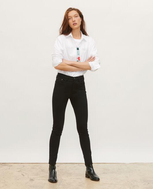 Jean skinny 5 poches BLACK BEAUTY