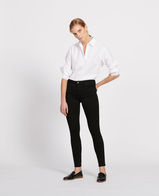Jean coupe skinny NOIR