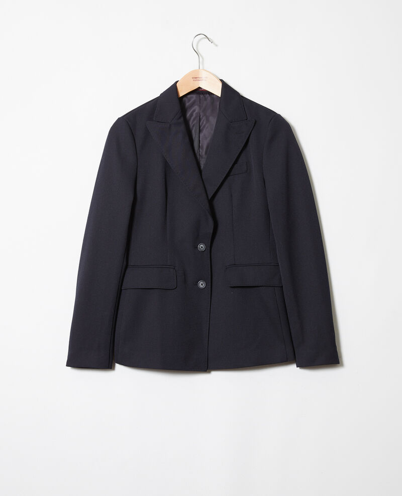 Veste de costume tailoring Dark navy Joubarbe