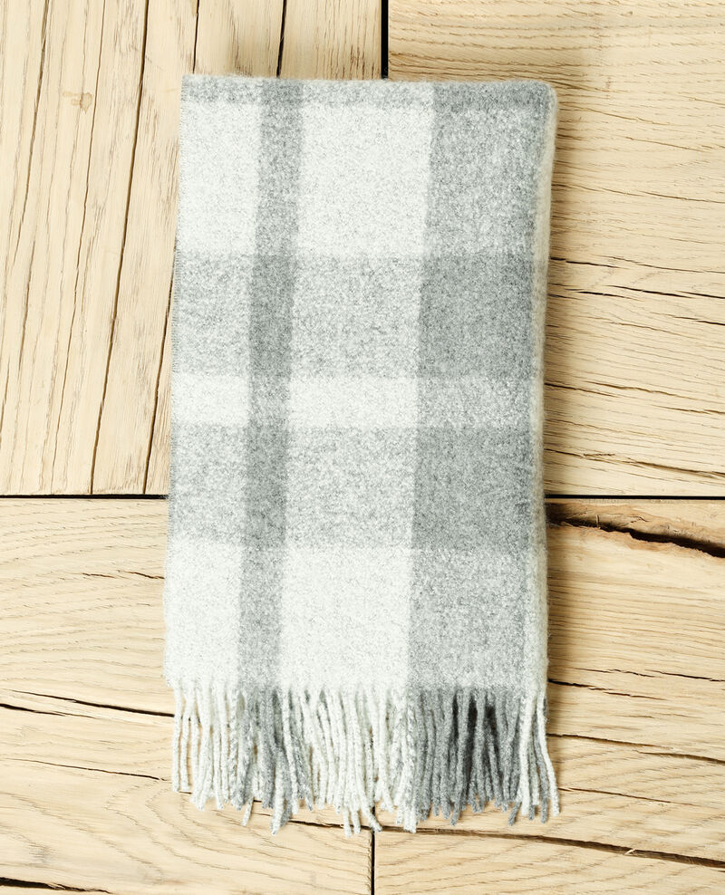 Grande écharpe Light grey Girasol