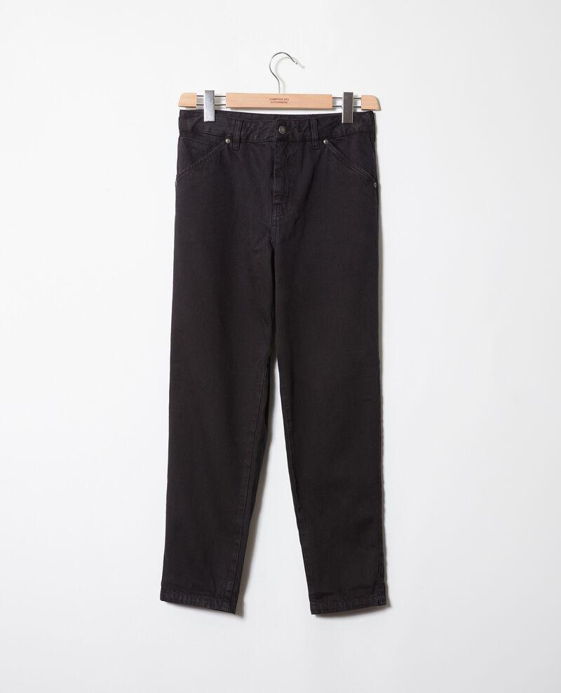 Jean fashion fit Noir Jantone