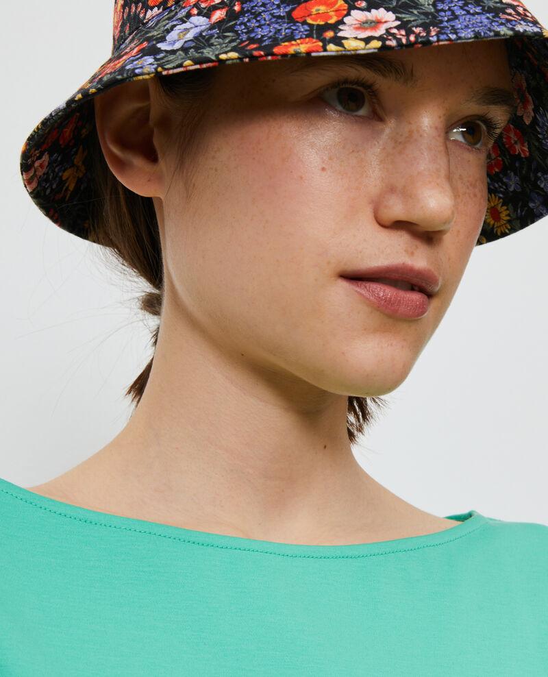 Robe courte en coton bio  Jade cream Neuillaco