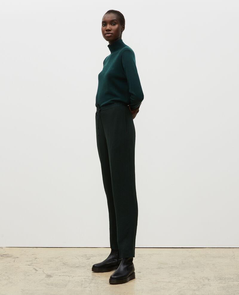 Pantalon fuselé esprit tayloring Scarab Marca