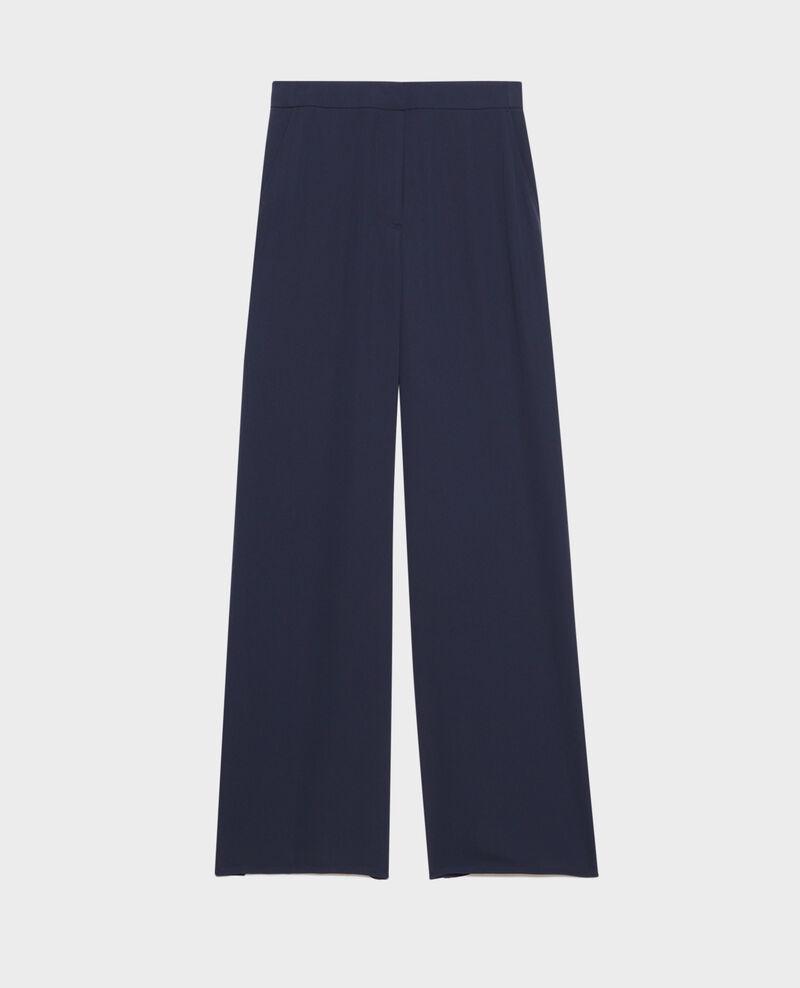 Pantalon large taille haute Night sky Neplate