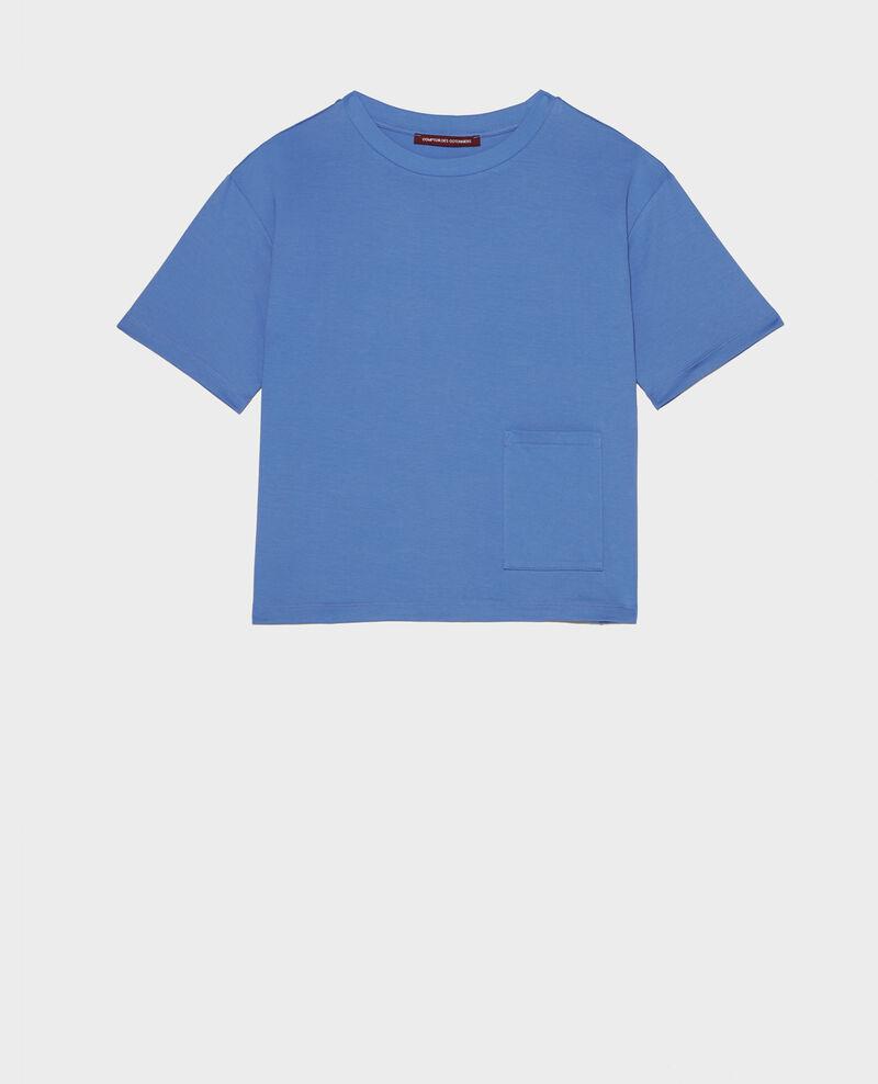 T-Shirt boxy Persian jewel Lexana