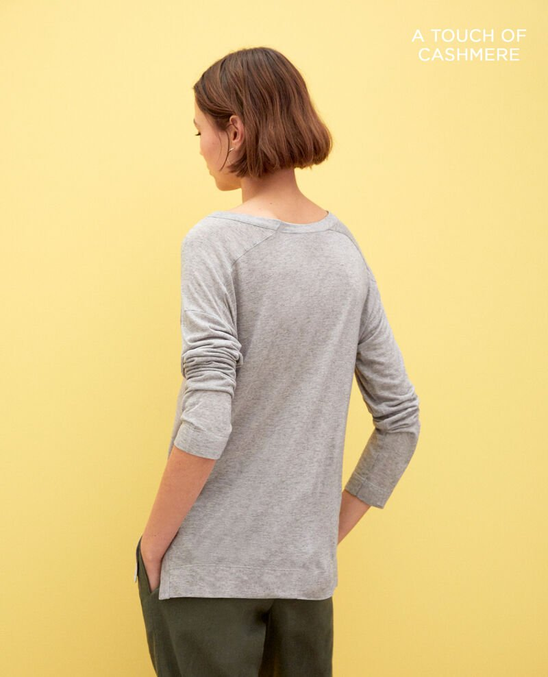 T-shirt intemporel Heather grey Integre