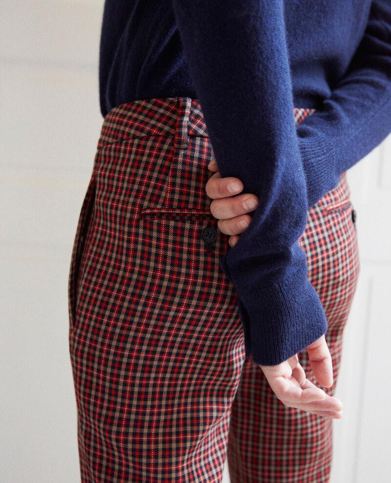 Pantalon coupe droite Gun club Jillica