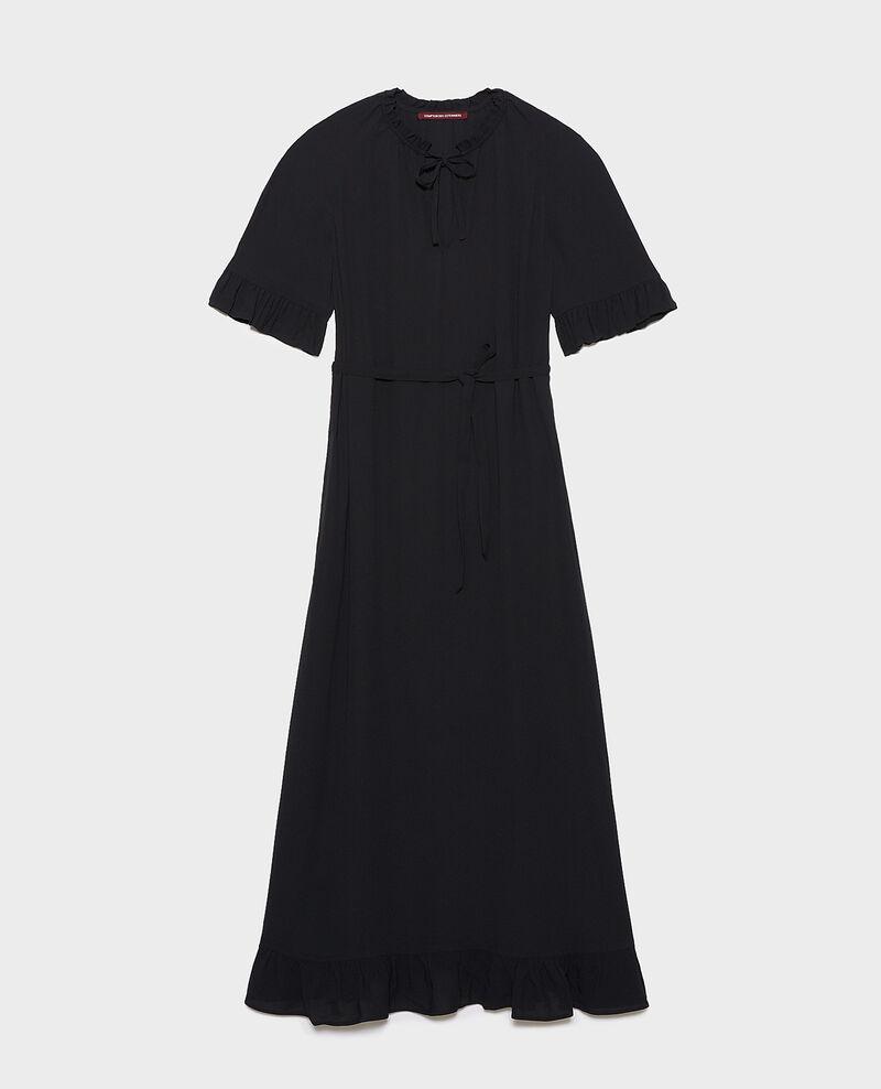 Robe longue Black beauty Niville