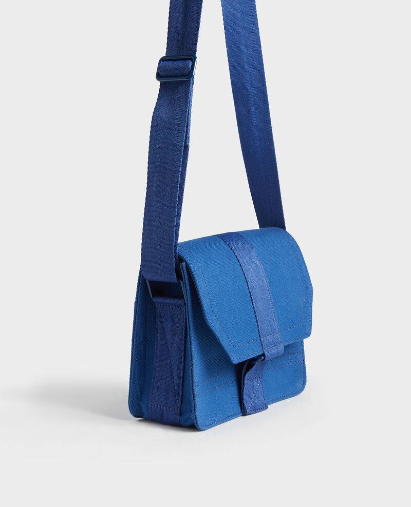Sac en toile Princess blue Litterature