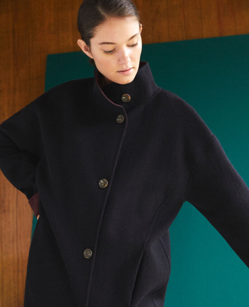 Manteau double face Navy Gexpresso