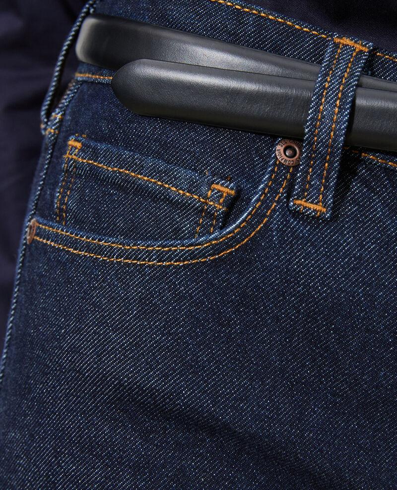 LILI - SLIM - Jean 5 poches Denim rinse Pandrinsa