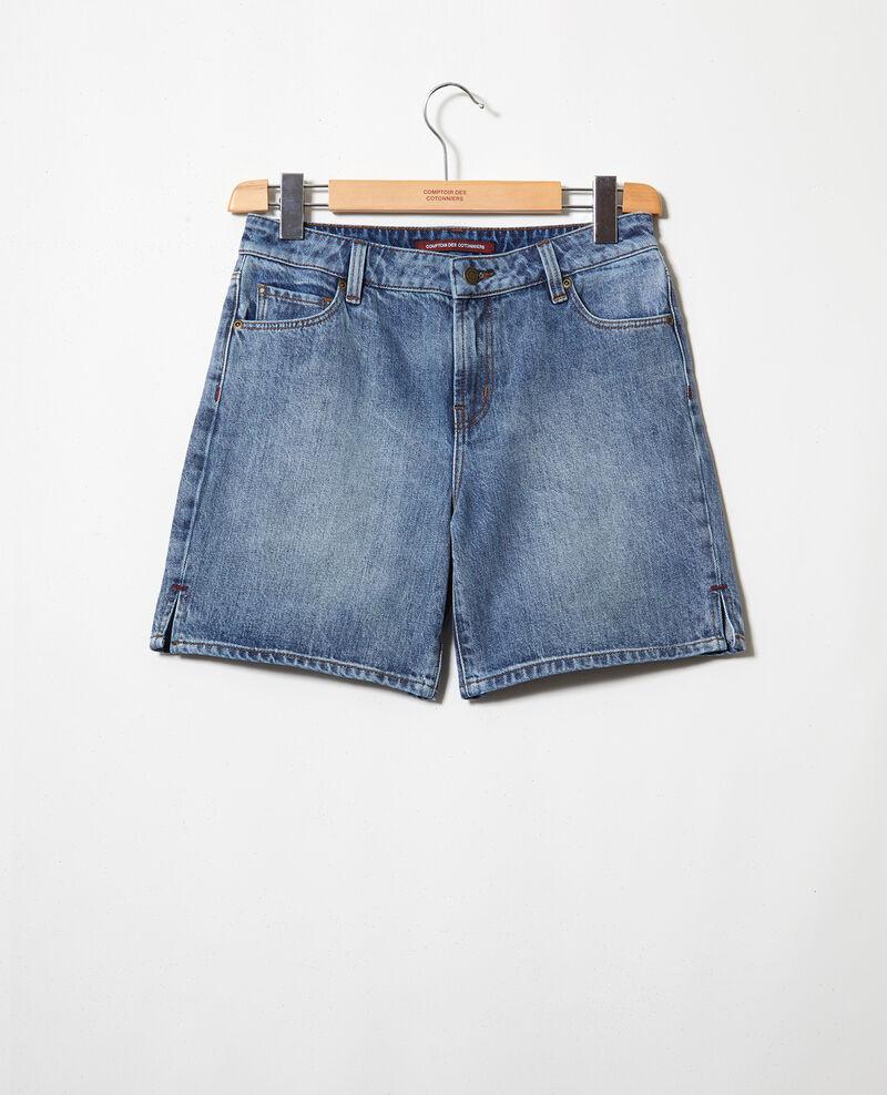 Short en jean Vintage wash Istrala
