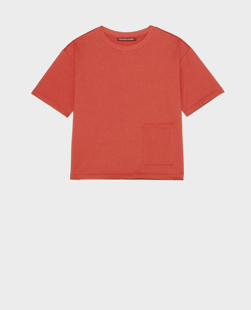 T-Shirt boxy Ketchup Lexana