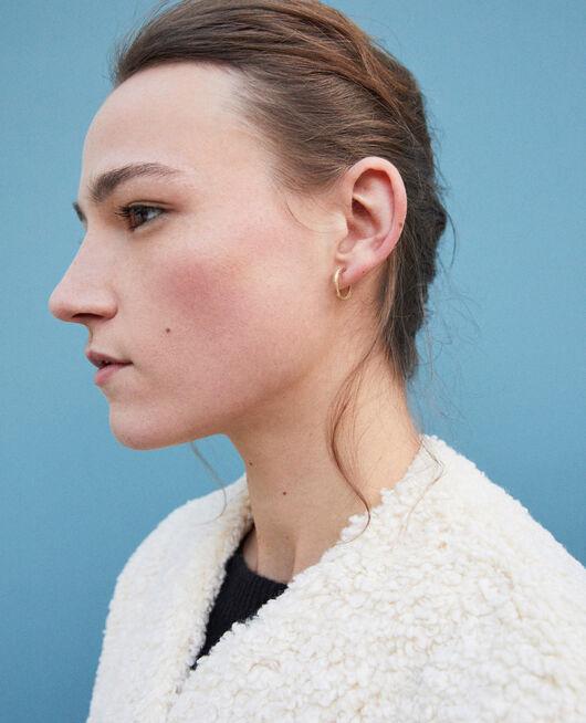 Boucles d'oreilles rondes GOLD