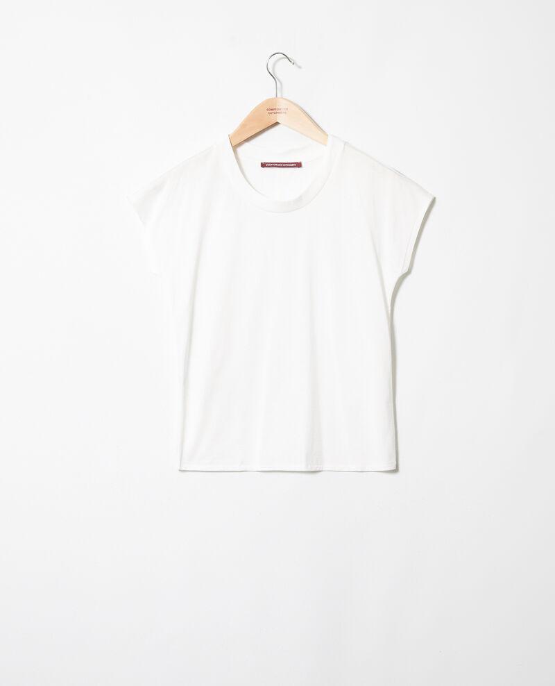 T-shirt intemporel Coconut milk Joya