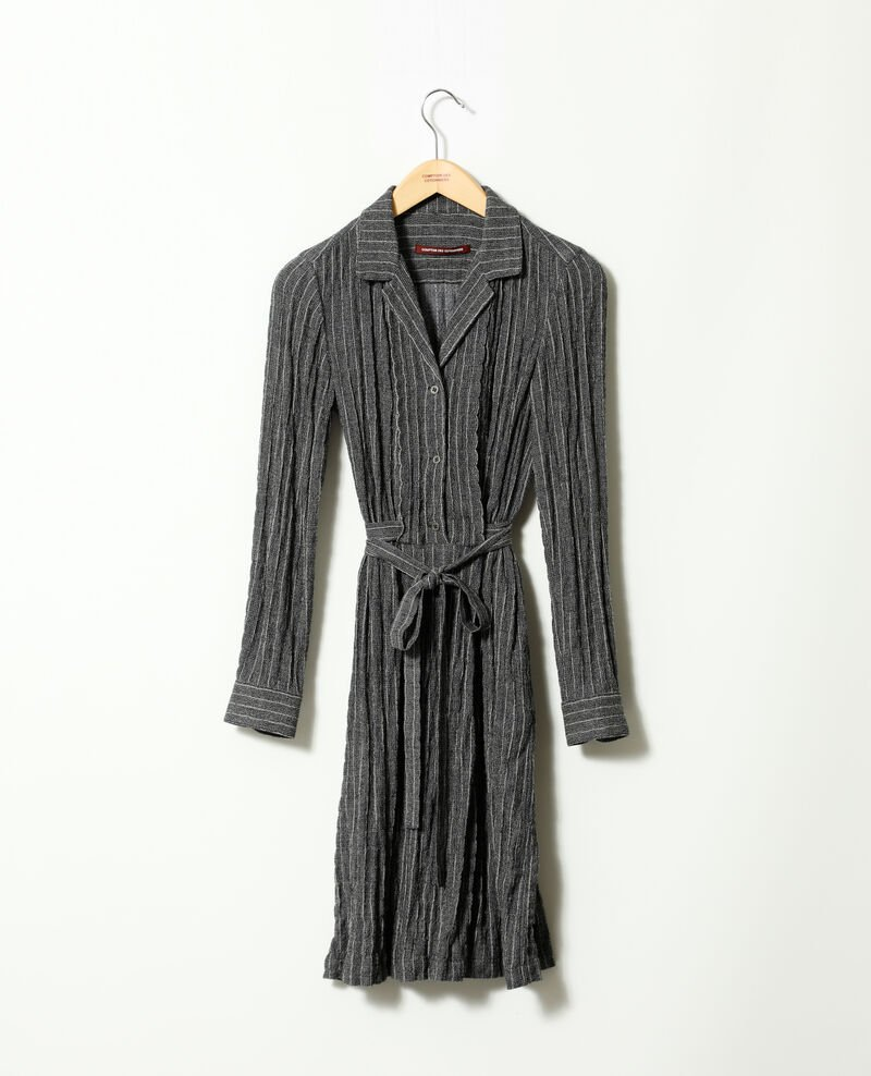 Robe chemise Peacoat/cloud dancer Gatte