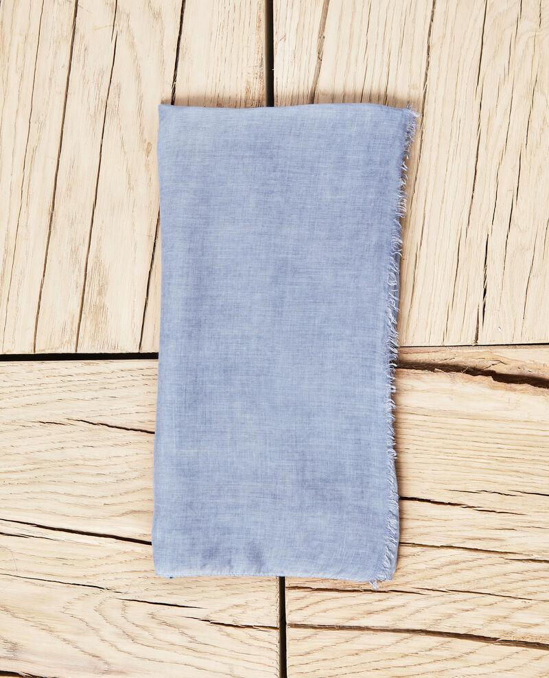 Foulard Blue jeans Idenoma