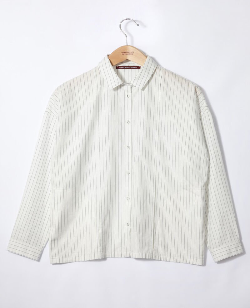 Chemise coupe droite Off white Goran