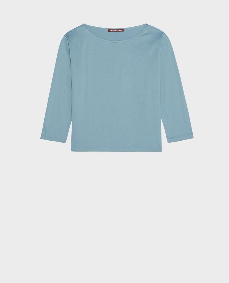 T-shirt en coton égyptien Bluestone Lotel