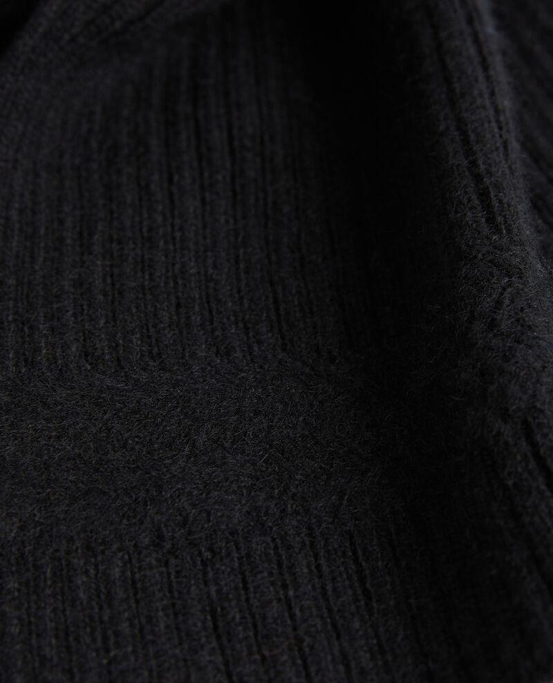 Écharpe en cachemire Black beauty Miosa