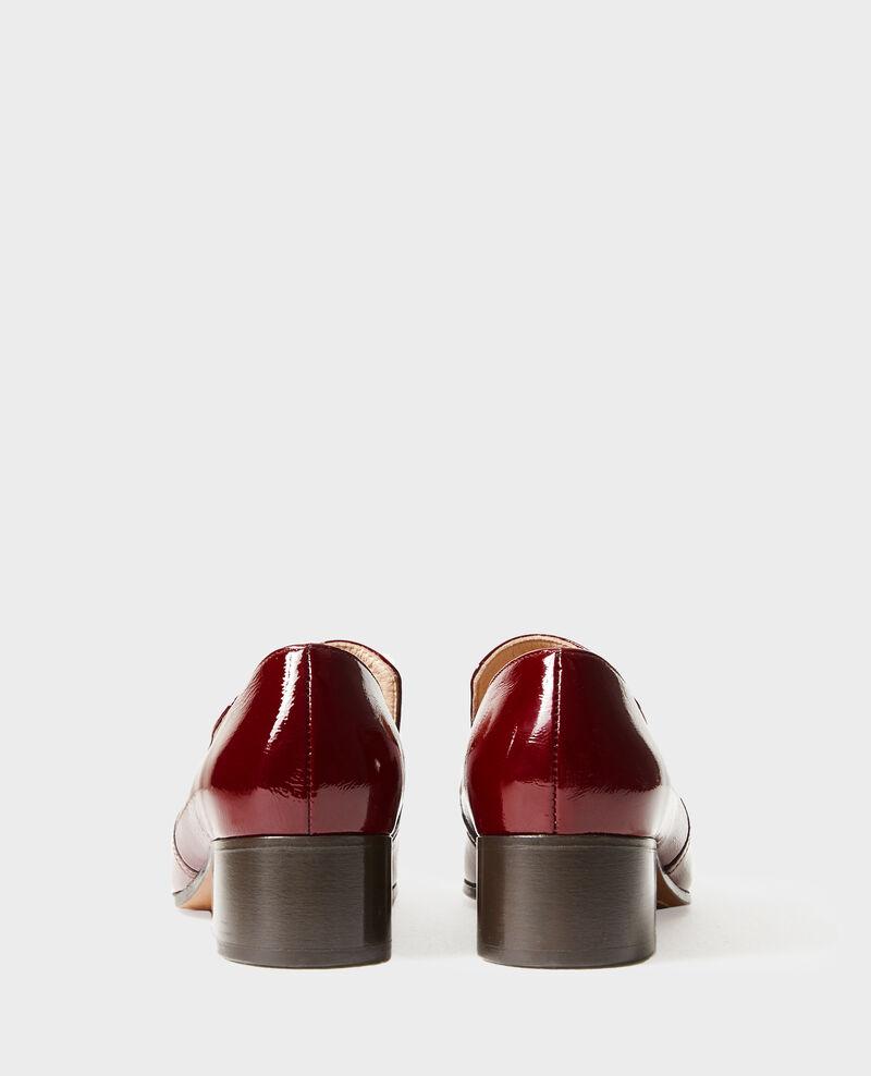 Mocassins en cuir Royale red Meaux