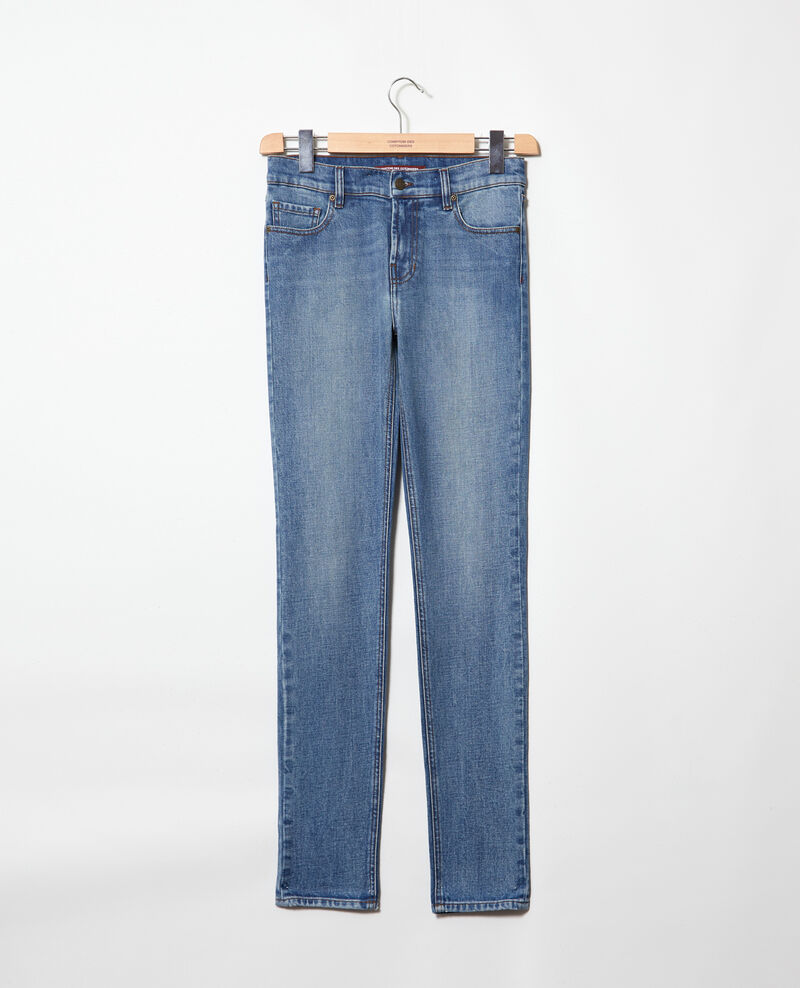 Jean slim Medium wash Ilirance