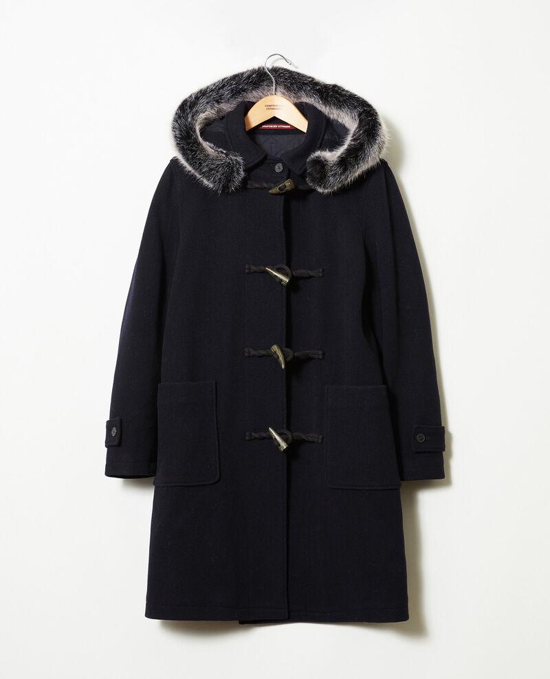 Manteau de style duffle-coat Dark navy Juffle