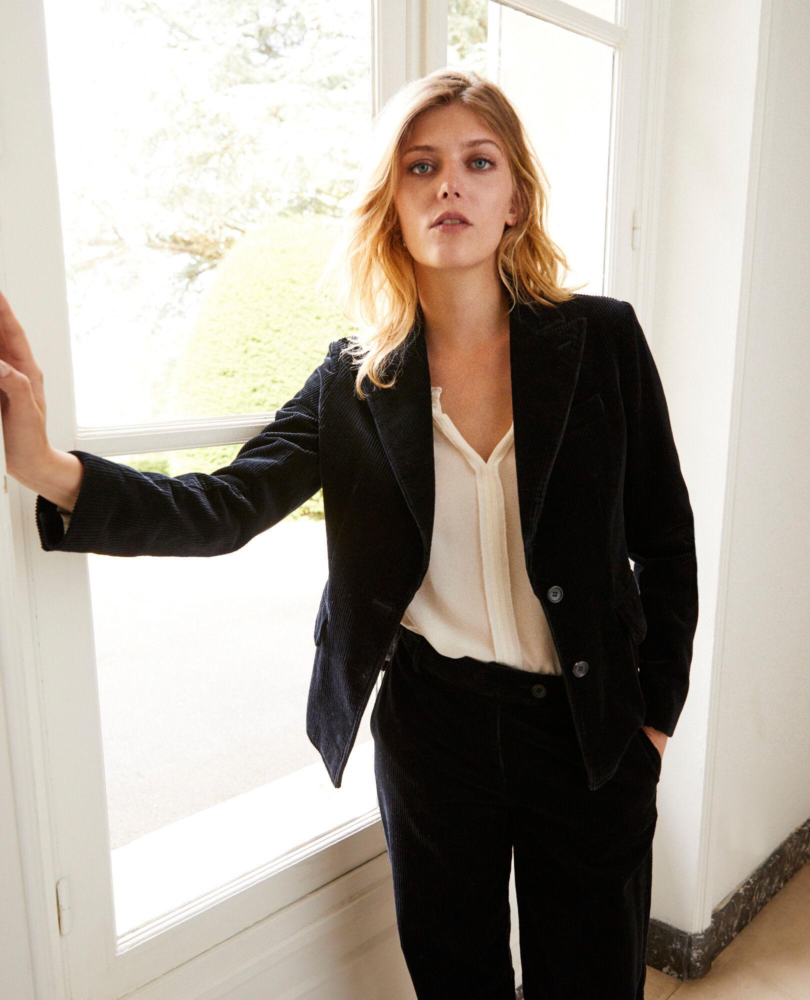 Soldes Manteaux femme Coton Taille 36s Noir de 40% à 70
