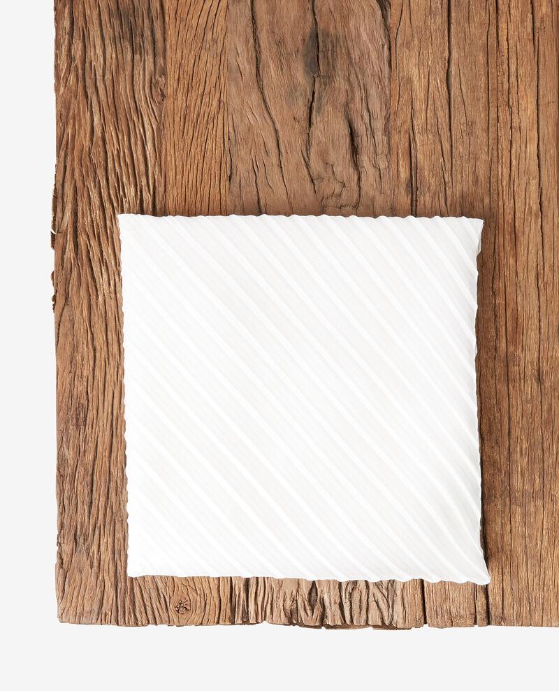 Foulard plissé Off white Flissage