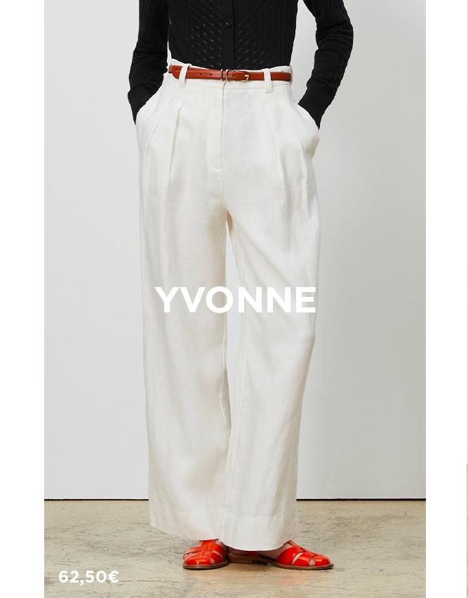 Yvonne - Desktop