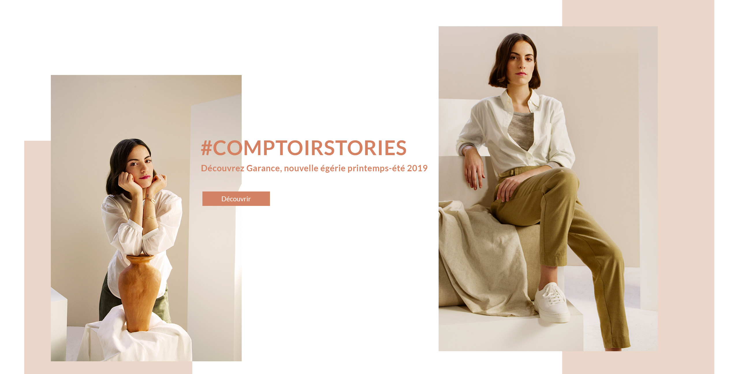 Comptoir Stories SS19